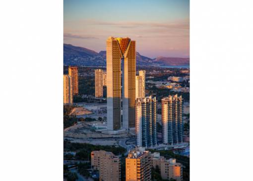 Apartment - New Build - Benidorm - Zona de Poniente