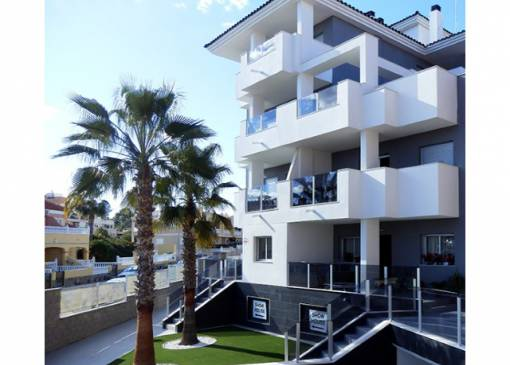 Apartment - New Build - Orihuela Costa - Campos de Golf