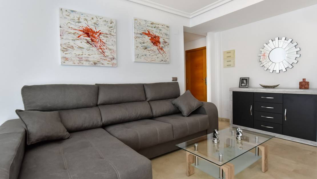 Long term Rental - Apartment - Torrevieja - Centro