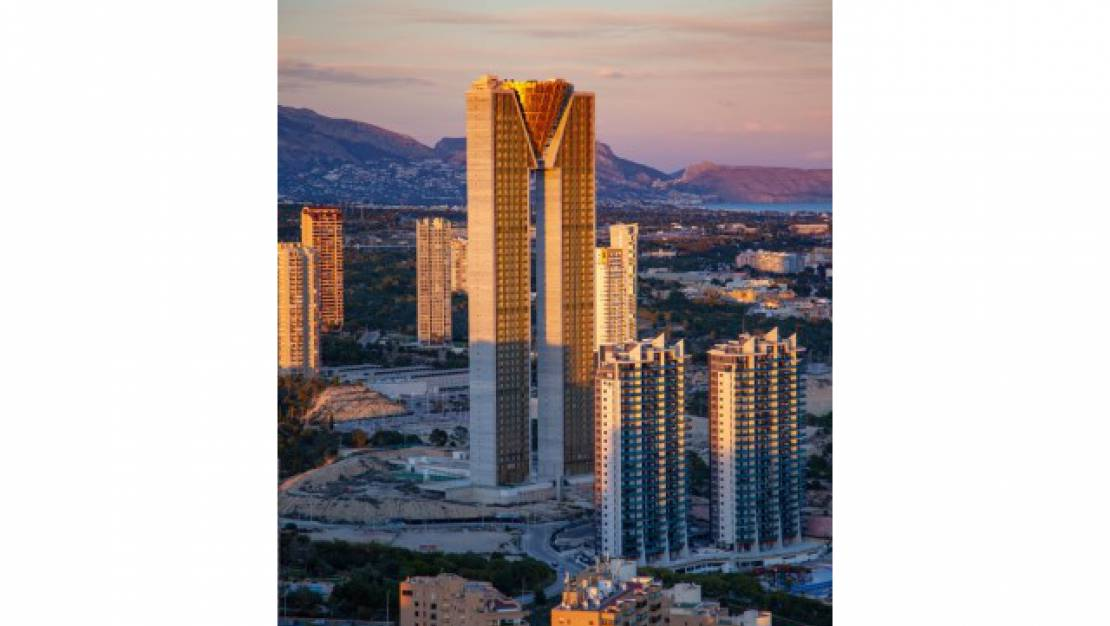 New Build - Apartment - Benidorm - Zona de Poniente