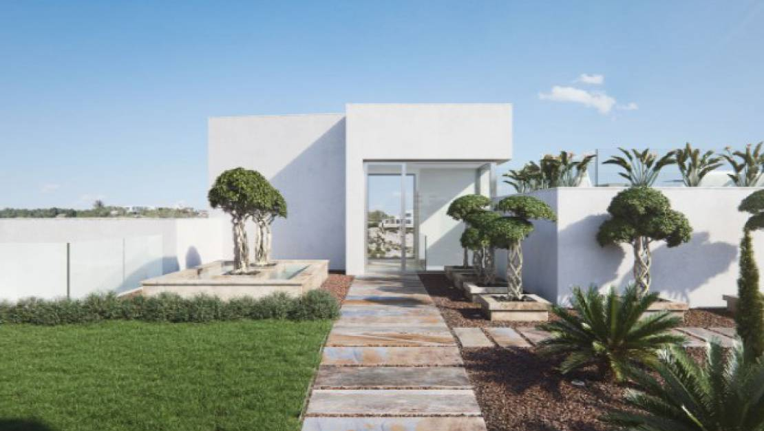 New Build - Villa - Orihuela Costa - Campos de Golf