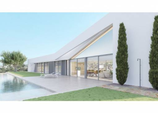 Villa - New Build - Orihuela Costa - Campos de Golf